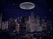 UFO nave