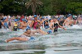 Hua Hin Triathlon Competitors