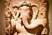image of laddu  - Tipical iconic statue of Induism religion Ganesh  - JPG