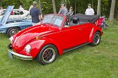 1971 Volkswagon Super Beetle Bug