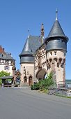 Bridge Gate,Traben-Trarbach,Germany