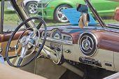 1951 Pontiac Chieftain Interior