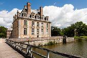 Chateau De La Ferte Saint Aubin