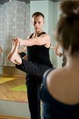 The Trainer On Yoga