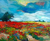 Flower Fields