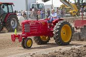 Massey Harris Super 101 Tractor