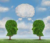 Growing Network Communication
