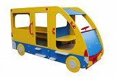 The Bus Children's Wooden
