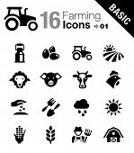 Basic - Agriculture and Farming icons