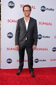 LOS ANGELES - MAY 16:  Matt Letscher arrives at