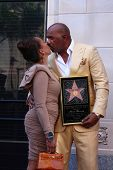 LOS ANGELES - MAY 13:  Marjorie Bridges Harvey, Steve Harvey at the Steve Harvey Hollywood Walk of F