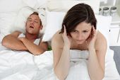 Marital Problems In The Bed
