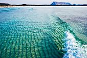 Ola en el mar