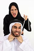 foto of berserk  - An Arab Girl That Is Serious About Divorce - JPG