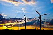 pic of wind-vane  - Wind power stations - JPG