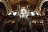 Interior Of The Jesuit Church