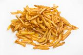 French Fries or fried potatoes