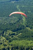Paragliders In France