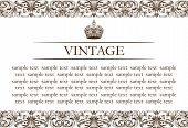 Vintage Frame Decor