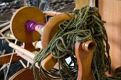 Wood Yarn Spinner