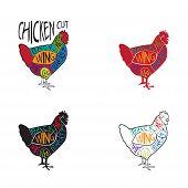 Chicken cut - latino 2