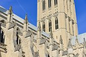 National Cathedral in Washington DC - Architectural details