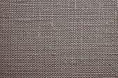 Silvery-brown Background Of Rough Dense Fabric