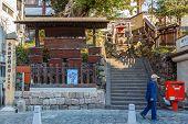 Sanjo Dori in Nara