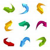 Arrows 3D