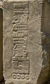 Hieróglifos data pré-colombianas da Mesoamérica