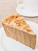 Coffee Cake With Almond