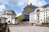 Hall of Memory, Birmingham.
