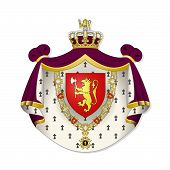 Norway, coat of arms