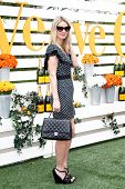 JERSEY CITY, NJ-MAY 31: Socialite Nicky Hilton attends the 7th Annual Veuve Cliquot Polo Classic at Liberty State Park on May 31, 2014 in Jersey City, NJ.