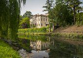 Suburbs of Treviso, Italy