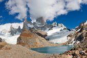 Mount Fitzroy & Laguna De Los Tres, Patagonia, Argentina