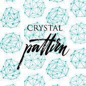 Crystal pattern