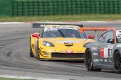 Corvette Z06 Gt3 Race Car