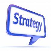 Speech Bubble Strategy