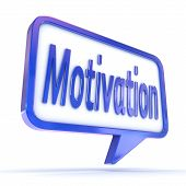 Speech Bubble Motivation