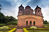 stock photo of radha  - Shyamroy Temple Bishnupur India  - JPG