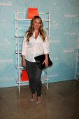 LOS ANGELES - MAY 30:  Haylie Duff at the Step Up's Inspiration Network Luncheon at Beverly Hilton o