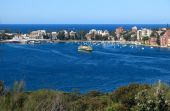 Manly Cove From Sydney Harbour National Park