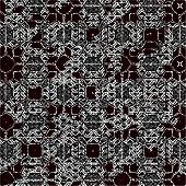 picture of terrazzo  - Ornate Seamless Texture in the form of square tiles - JPG
