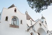 St. Anthony Church In Alberobello