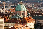 Prague Aerial