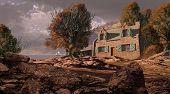 Shoreline Cottage