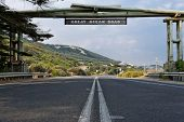 Great Ocean Road Signpost, Victoria, Australia