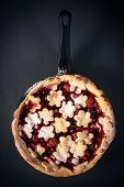 Berry Fruit Pie