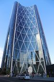 The Bow Tower in Calgary, Alberta